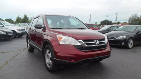 2010 Honda CR-V for sale at Next Ride Auto Sales in Murfreesboro TN