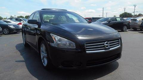 2011 Nissan Maxima for sale at Next Ride Auto Sales in Murfreesboro TN