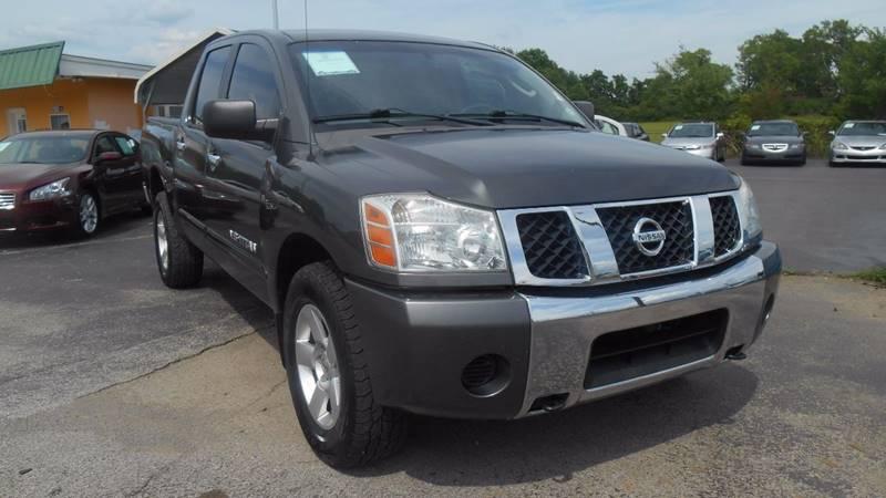 2007 Nissan Titan for sale at Next Ride Auto Sales in Murfreesboro TN