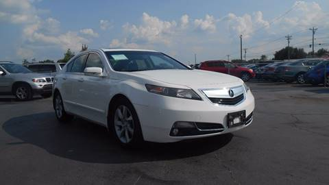 2012 Acura TL for sale at Next Ride Auto Sales in Murfreesboro TN