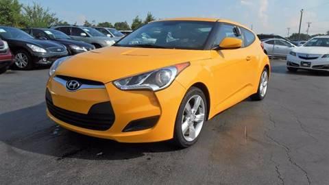 2013 Hyundai Veloster for sale at Next Ride Auto Sales in Murfreesboro TN