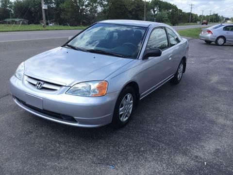 2003 Honda Civic for sale at Next Ride Auto Sales in Murfreesboro TN