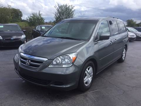 2007 Honda Odyssey for sale at Next Ride Auto Sales in Murfreesboro TN