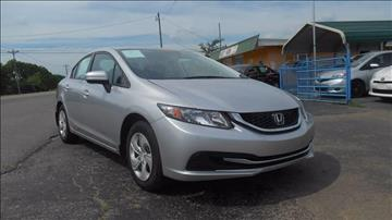 2014 Honda Civic for sale at Next Ride Auto Sales in Murfreesboro TN