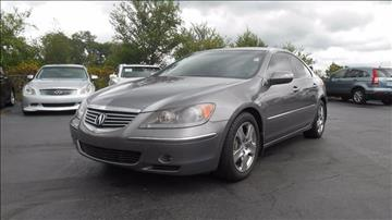 2005 Acura RL for sale at Next Ride Auto Sales in Murfreesboro TN
