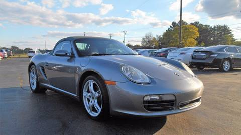 2006 Porsche Boxster for sale in Murfreesboro, TN