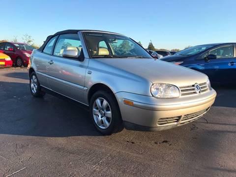 2001 Volkswagen Cabrio for sale in Murfreesboro, TN