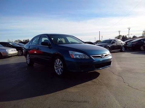 2006 Honda Accord for sale at Next Ride Auto Sales in Murfreesboro TN