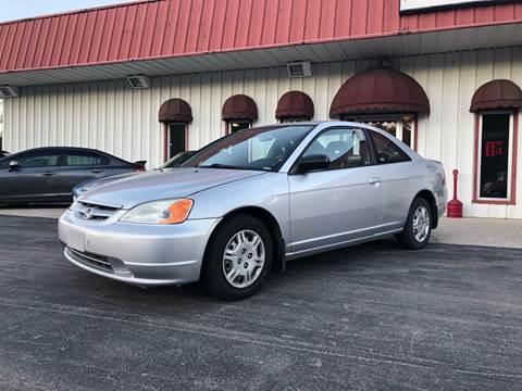 2002 Honda Civic For Sale In Lebanon, TN