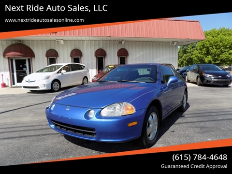 1993 Honda Civic del Sol for sale in Lebanon, TN