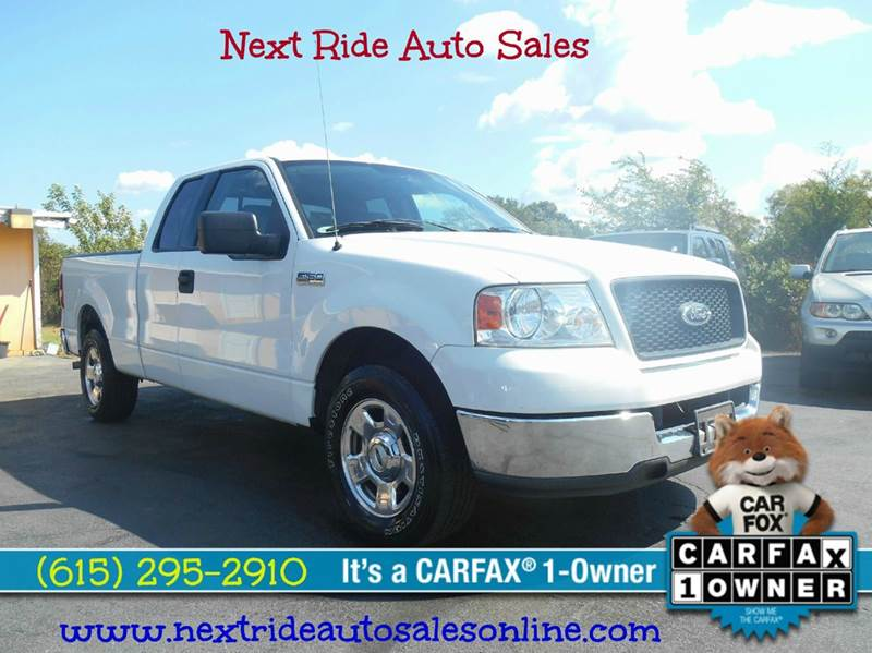Ride Auto Sales >> 2004 Ford F 150 In Murfreesboro Tn Next Ride Auto Sales