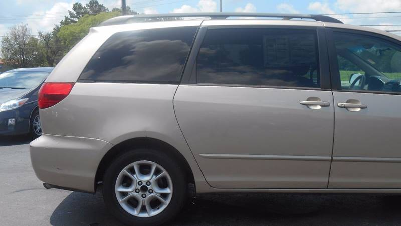 2005 Toyota Sienna for sale at Next Ride Auto Sales in Murfreesboro TN