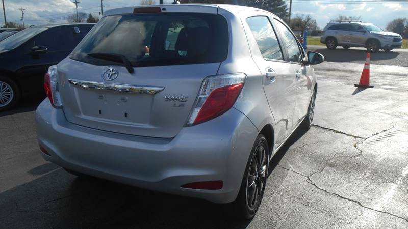 2014 Toyota Yaris for sale at Next Ride Auto Sales in Murfreesboro TN