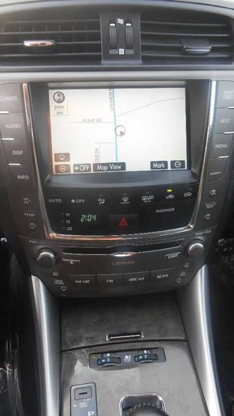 2009 Lexus IS 250 for sale at Next Ride Auto Sales in Murfreesboro TN