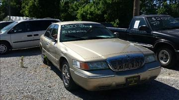 2000 Mercury Grand Marquis for sale in Knoxville, TN