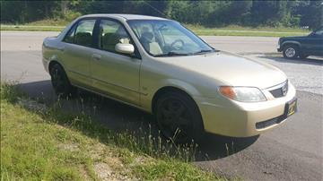 2001 Mazda Protege for sale in Knoxville, TN