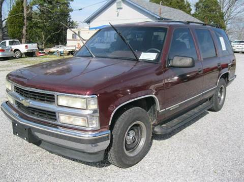 1995 Chevrolet Tahoe for sale in Knoxville, TN