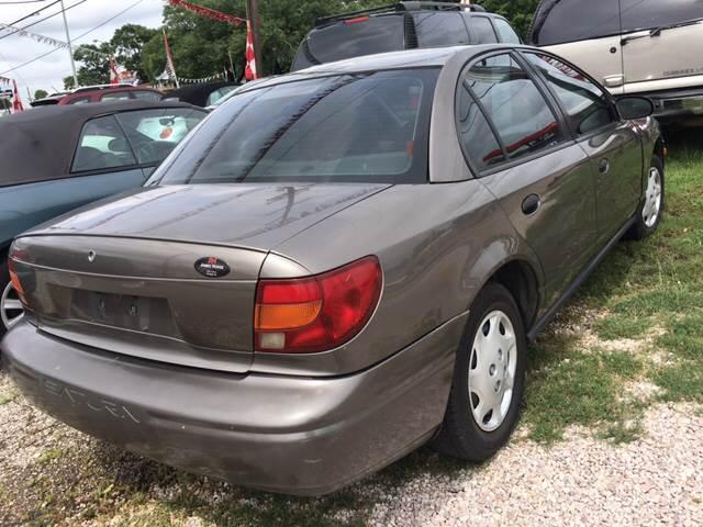 2000 Saturn S-Series SL1 4dr Sedan - Beaumont TX