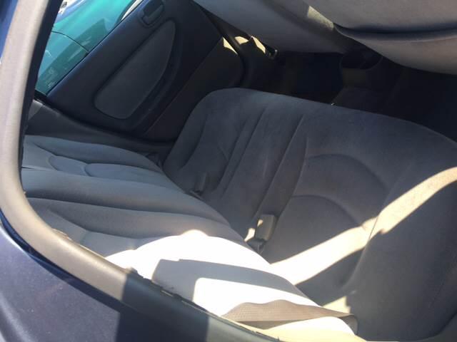 2002 Chrysler Sebring LX 4dr Sedan - Beaumont TX