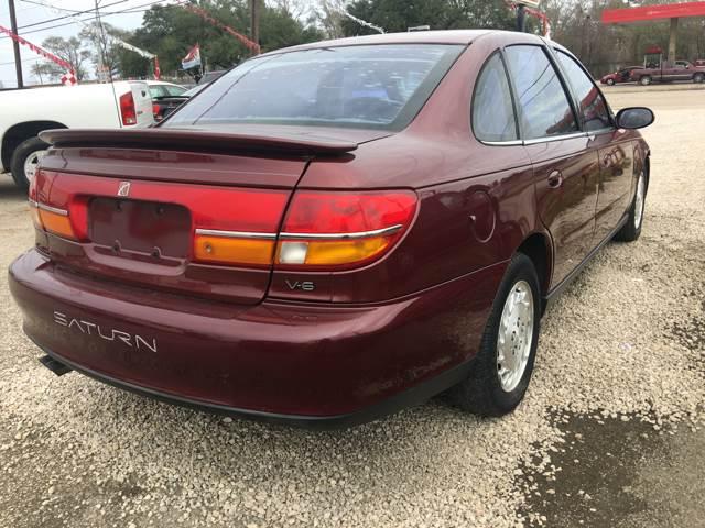 2001 Saturn L-Series L300 4dr Sedan - Beaumont TX