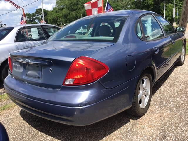 2001 Ford Taurus SE 4dr Sedan - Beaumont TX