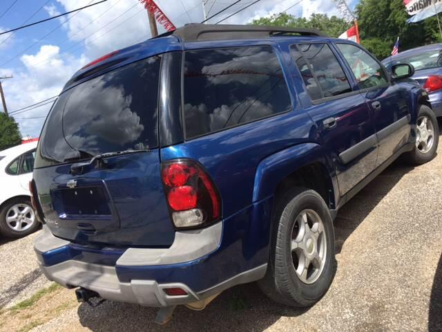 2005 Chevrolet TrailBlazer EXT LS 4WD 4dr SUV - Beaumont TX