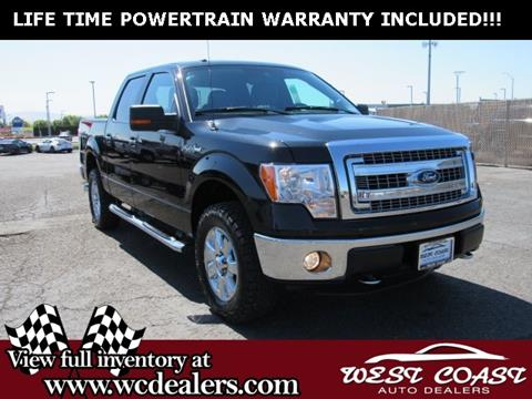 2014 Ford F-150 for sale in Pasco, WA
