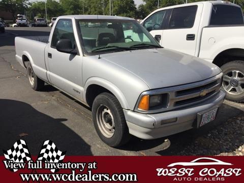 1996 Chevrolet S-10 for sale in Pasco, WA