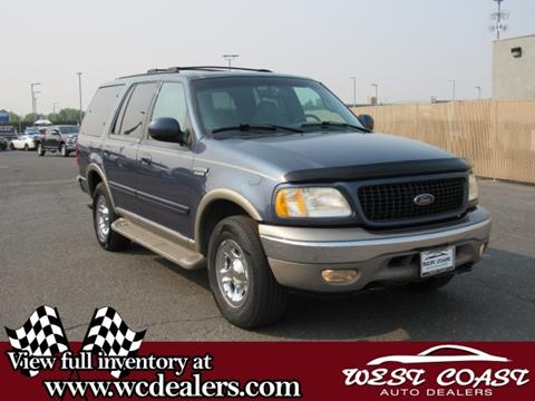 2002 Ford Expedition for sale in Pasco, WA