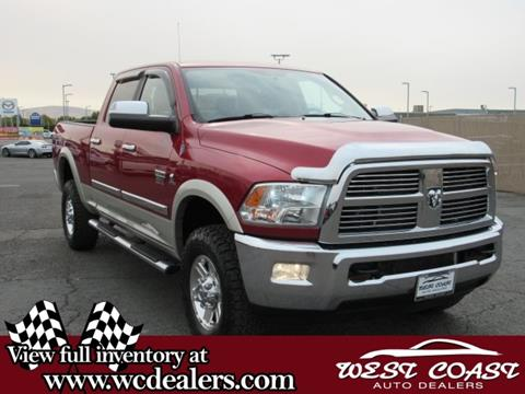 2010 Dodge Ram Pickup 3500 for sale in Pasco, WA