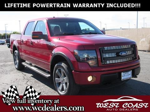 2013 Ford F-150 for sale in Pasco, WA