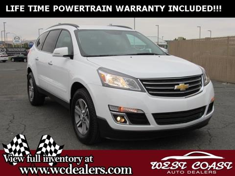 2017 Chevrolet Traverse for sale in Pasco, WA