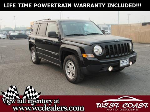2016 Jeep Patriot for sale in Pasco, WA