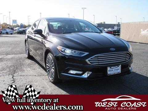 2017 Ford Fusion for sale in Pasco, WA