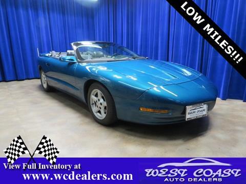 1995 Pontiac Firebird for sale in Pasco, WA