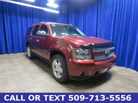 used chevrolet tahoe for sale in pasco wa. Black Bedroom Furniture Sets. Home Design Ideas