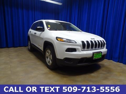 2015 Jeep Cherokee for sale in Pasco, WA