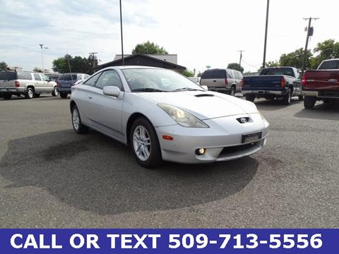 2000 Toyota Celica for sale in Pasco, WA