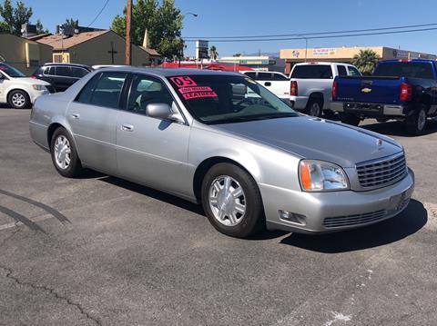 Cadillac Las Vegas >> 2005 Cadillac Deville For Sale In Las Vegas Nv