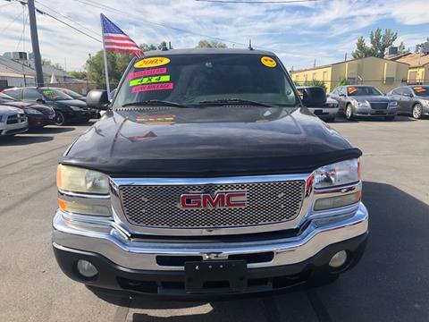 2005 GMC Sierra 1500 for sale in Las Vegas, NV