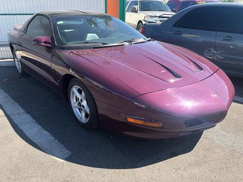 1995 Pontiac Firebird for sale in Las Vegas, NV
