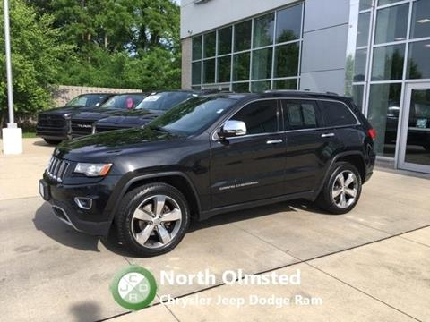 2014 Jeep Grand Cherokee for sale in North Olmsted, OH