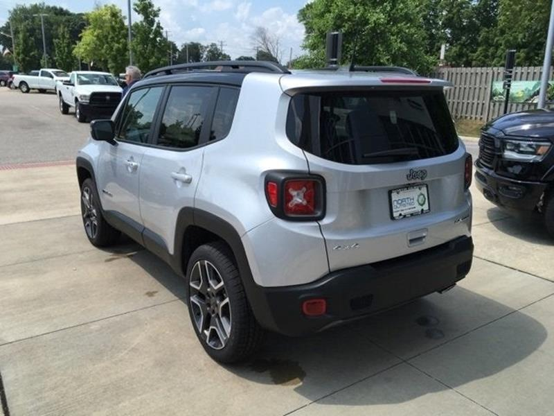 2019 Jeep Renegade RENEGADE LIMITED 4X4 - North Olmsted OH