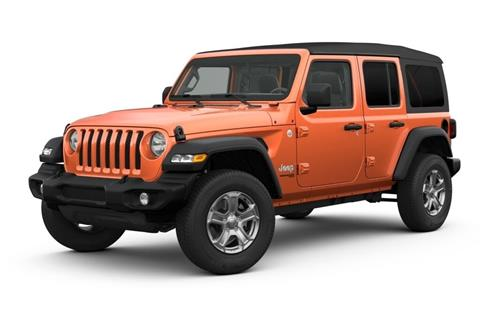 2019 Jeep Wrangler Unlimited for sale in North Olmsted, OH