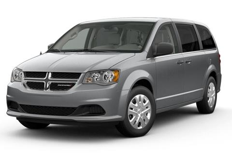 2019 Dodge Grand Caravan for sale in North Olmsted, OH