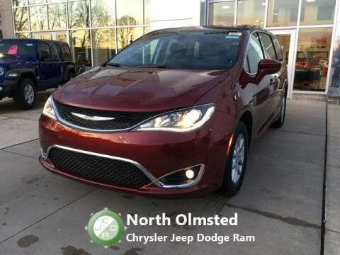 2020 Chrysler Pacifica for sale in North Olmsted, OH