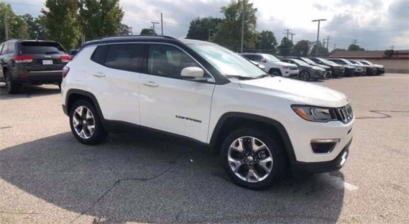 2019 Jeep Compass COMPASS LIMITED FWD - North Olmsted OH