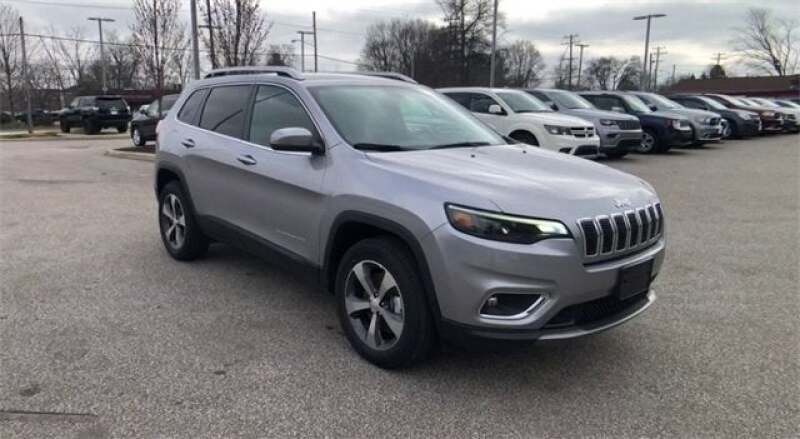 2020 Jeep Cherokee CHEROKEE LIMITED 4X4 - North Olmsted OH
