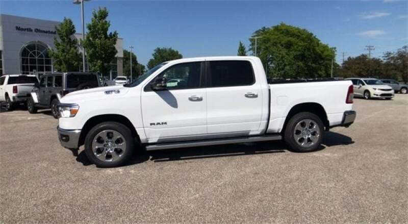 "2020 RAM Ram Pickup 1500 RAM 1500 BIG HORN CREW CAB 4X4 5'7 BOX"""" - North Olmsted OH"