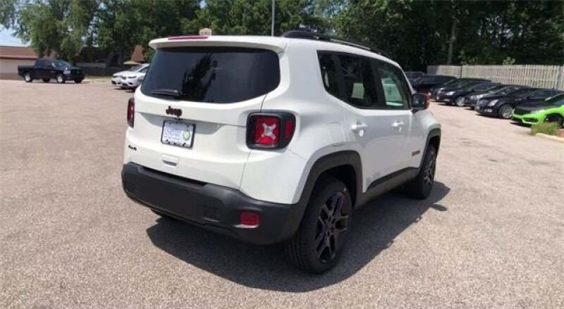 2020 Jeep Renegade RENEGADE ORANGE EDITION 4X4 - North Olmsted OH